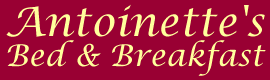 Antoinette's Bed & Breakfast